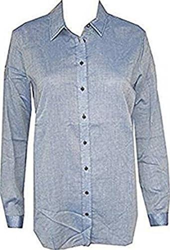 Chambray blusa de Bogner Jeans en Azul
