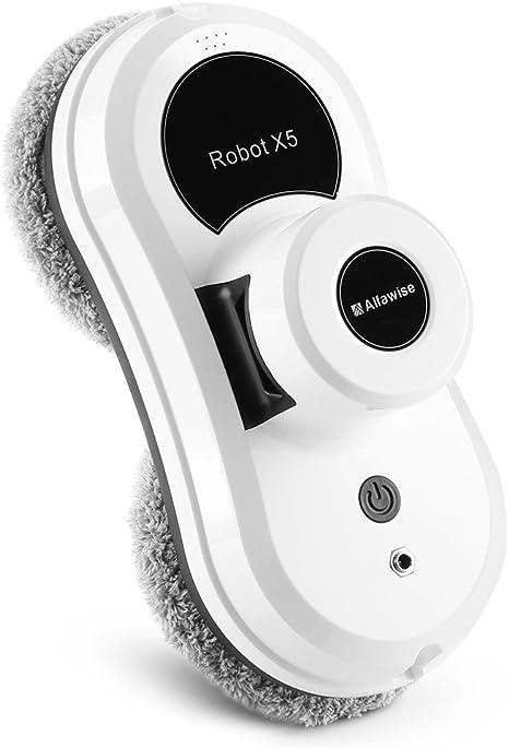 Alfawise S60 Robot Limpiacristales Automático Robot Limpiavidrios ...