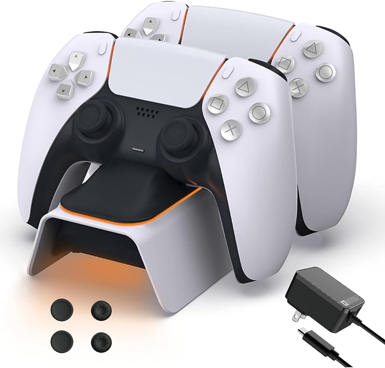 NexiGo Upgraded PS5 Controller Charger $25.49 Coupon