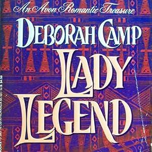 Lady Legend Audiobook