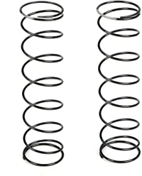 Team Losi Racing 5179 Front Shock Spring 2.5 Rate Red 22T