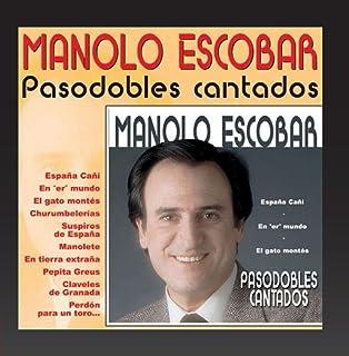 Por los caminos de España: De Norte a Sur - Volumen 1 y 2: Manolo Escobar, Manolo Escobar: Amazon.es: Música