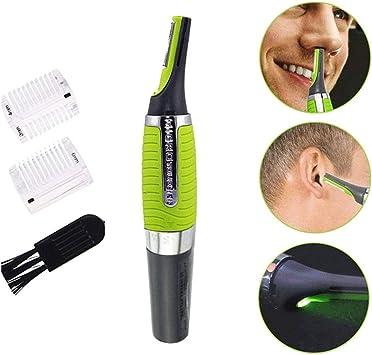 Afeitadora, orejas, cejas Recortadora para el cuidado de la cara ...
