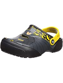 d1c517b6989469 Crocs Kids  Boys and Girls Iconic Batman Clog
