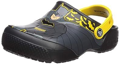 31278e60ab104c Crocs Kids  Fun Lab Iconic Batman Clog