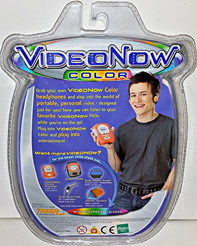 VideoNow Color Headphones - Assorted Colors