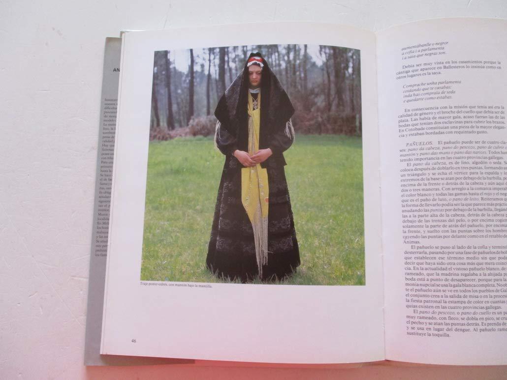 EL TRAJE GALLEGO: Amazon.es: Antonio FRAGUAS FRAGUAS: Libros