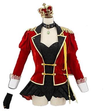 045f20130b Amazon.com: Fate Grand Order Nero Saber Glittering Ceremonial Dress ...