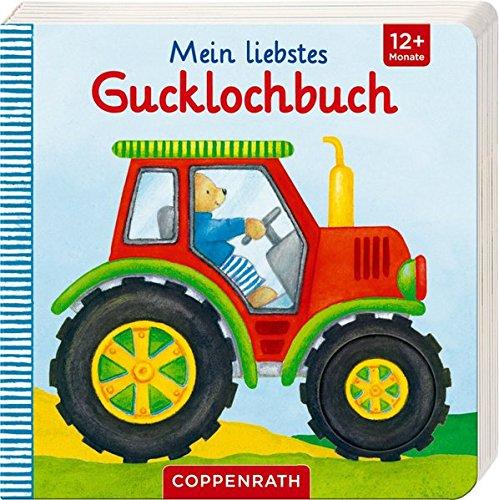 Mein liebstes Gucklochbuch