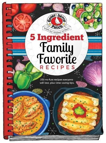 5 Ingredient Family Favorite Recipes