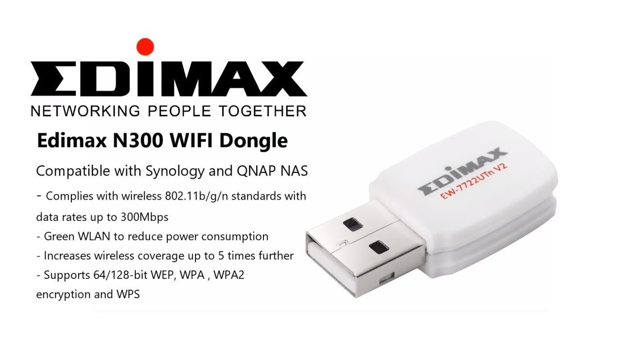 EDIMAX EW-7722UTN V2 WLAN DOWNLOAD DRIVERS