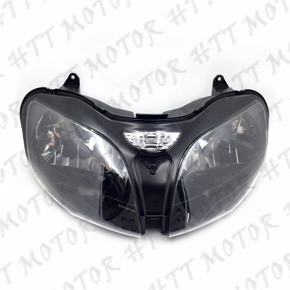 Amazon.com: New Kawasaki Headlight Assembly NINJA ZX6R ZX9R ...