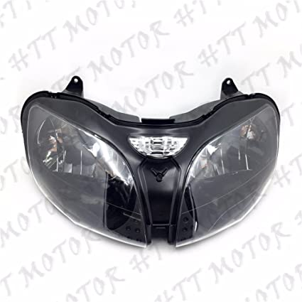Amazoncom New Kawasaki Headlight Assembly Ninja Zx6r Zx9r Zx600
