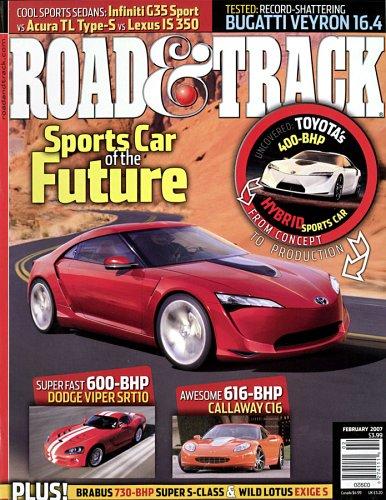 Road And Track Magazine >> Road Track Amazon Com Magazines