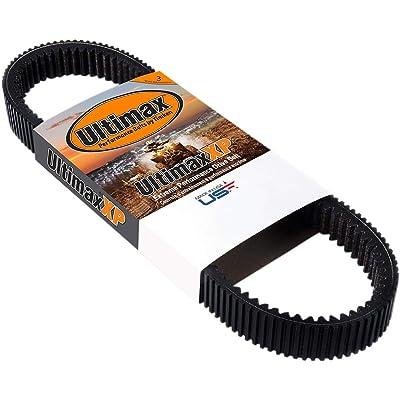 Ultimax UXP CVT Clutch Drive Belt For Can-Am ATV UTV UXP446: Automotive [5Bkhe0114431]