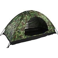 Jacksking Outdoor tent, camouflage, uv-bescherming, waterdicht, één persoon, strandshelter tent, zonnecanopy voor…