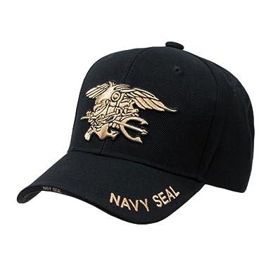 j crew mens baseball cap black navy seal embroidered military hat rapid dominance nike