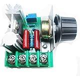Hommy 2000Wサイリスタ ハイパワー電子レギュレーター 調光ライト スピード温度監視