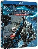 Batman V Superman Version Extendida Blu-Ray Dc Illustrated Steelbook [Blu-ray]