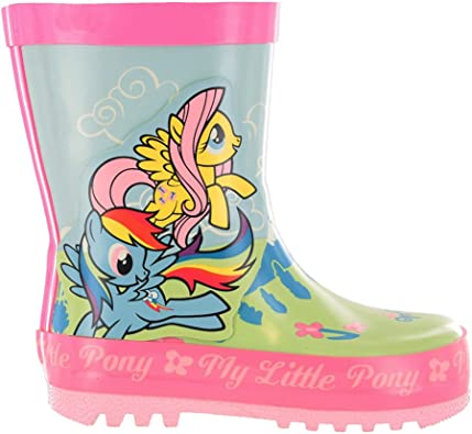 Pink Floral Wellies Wellingtons UK