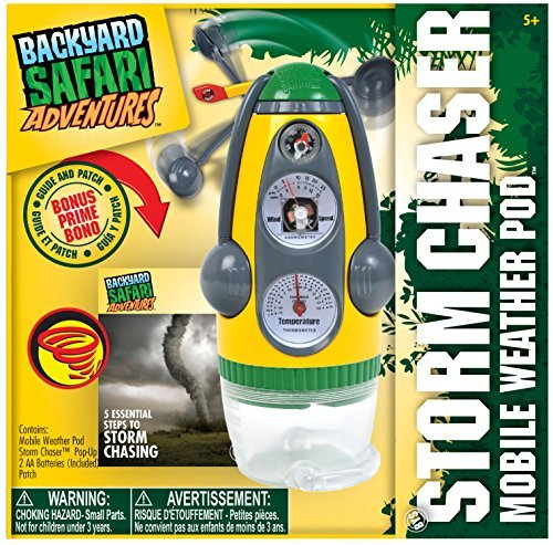 Backyard Safari Storm Chaser Field Kit by Backyard Safari