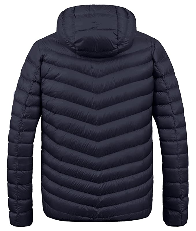 791a7da1d2cf ... new product e3066 bf5d7 ZSHOW Mens Winter Hooded Packable Down Jacket  Amazon.ca Clothing Accessories ...