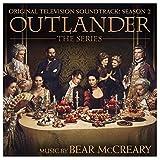 Outlander, The Series: Season 2 Soundtrack Exclusive Clear Vinyl