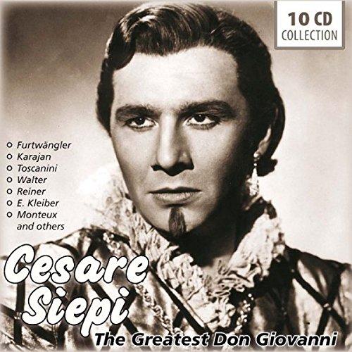 Cesare Siepi: The Greatest Don -