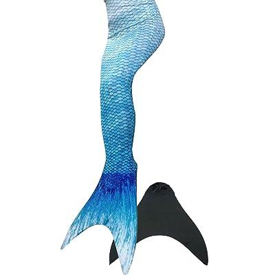 Flyhigh Niñas Cola de Sirena para Nadar: Ropa y accesorios