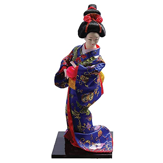 Asia Dragon Muñeca Geisha Japonesa: Amazon.es: Hogar