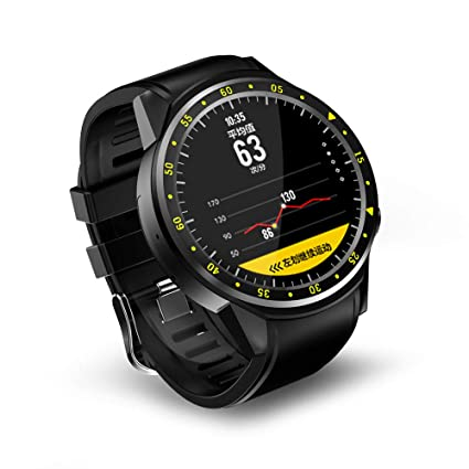 Four Smart Watch GPS Posicionamiento Ritmo Cardíaco Altitud Temperatura Velocidad Supervisión Deportes Watch Sedentarias Recordatorio,
