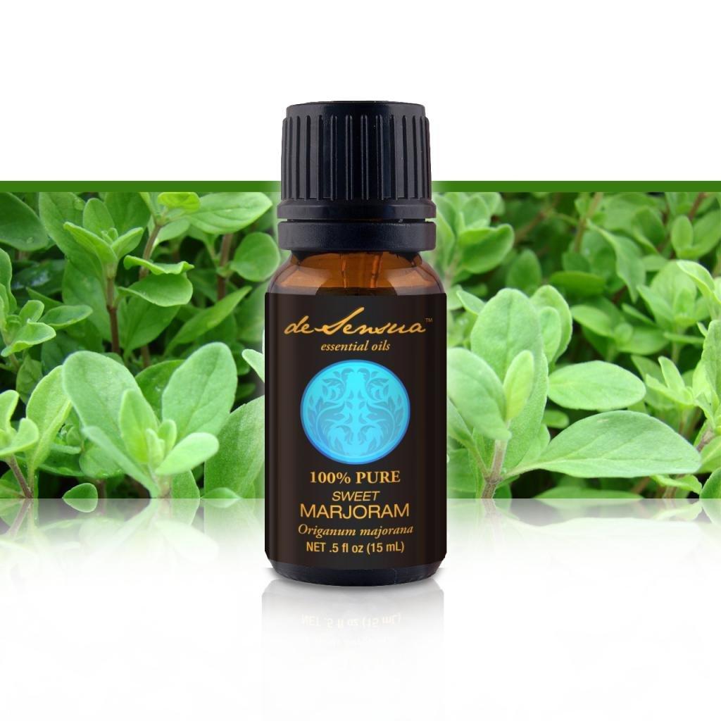 Sweet Marjoram Essential Oil, 100% Pure - 15 mL