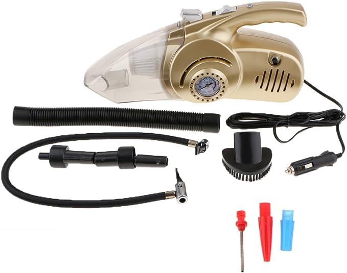 perfeclan Compresor de Aire Inflador Rueda Neumático Aspiradora Boquilla Partes Automotrices: Amazon.es: Coche y moto