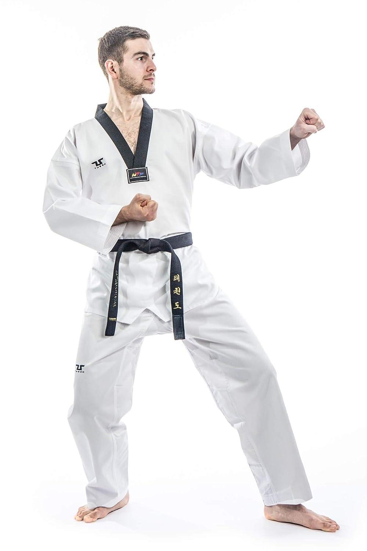 Tusah Taekwondo Traje TKD Dobok - Parte Superior con Solapa ...