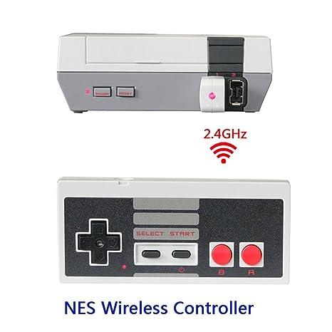 Amazon Com Wireless Nes Mini Classic Controller Nes Wireless
