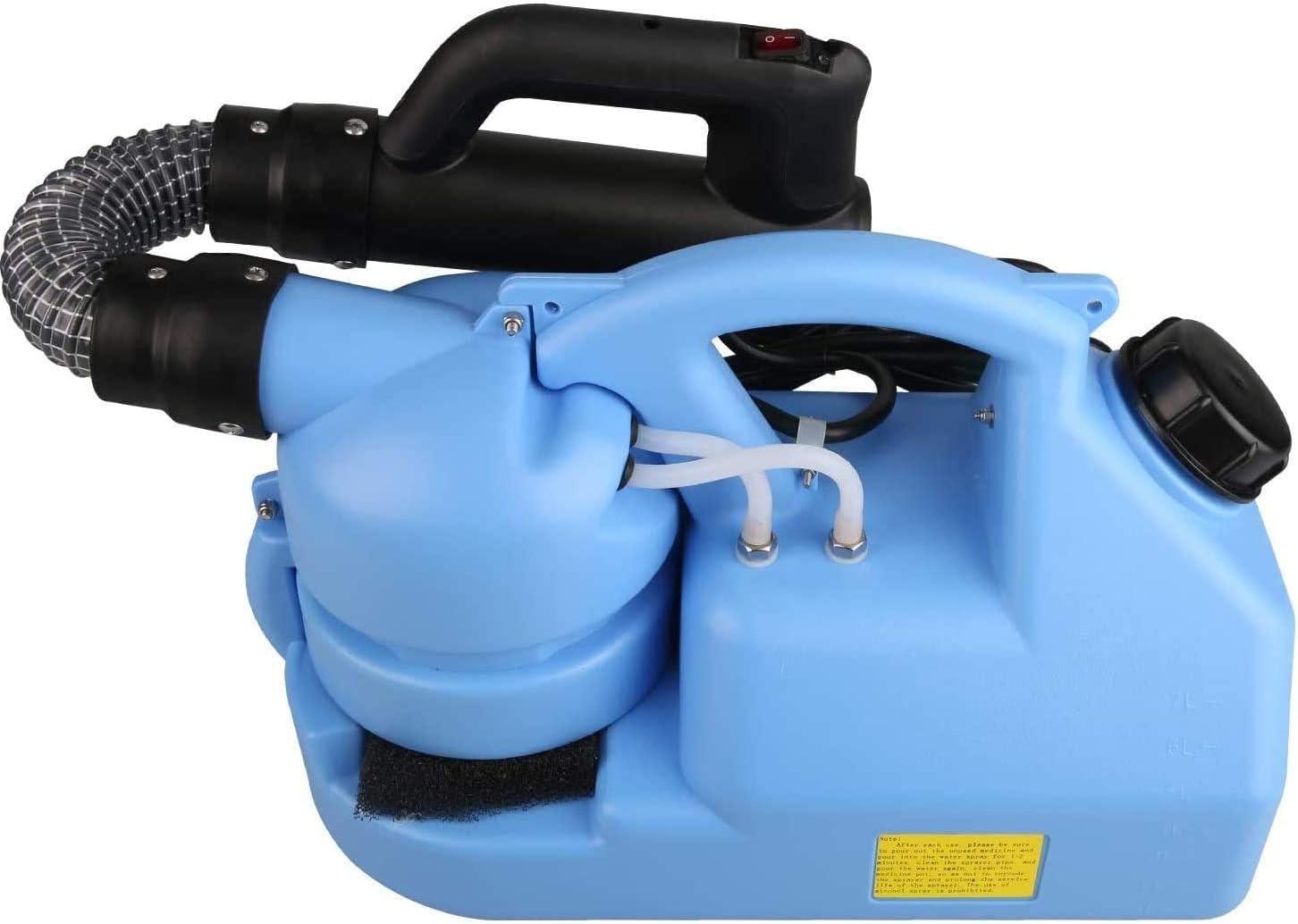 GAKUS Electric ULV Sprayer Portable Fogger Machine Disinfection Machine for Garden Home Ultra Capacity Spray Machine