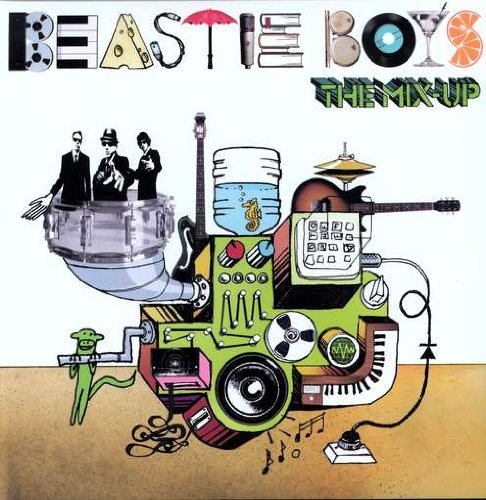 Vinilo : Beastie Boys - The Mix Up (LP Vinyl)