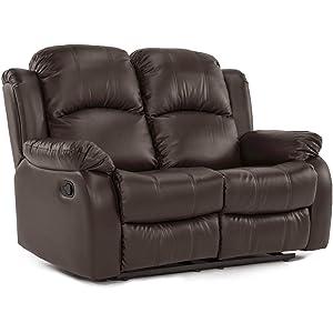 Divano Roma 2 Seater Recliner Sofa