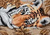 Dimensions Needlecrafts Counted Cross Stitch, Beguiling Tiger