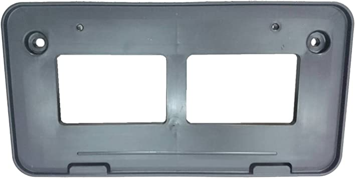 CPP Front License Plate Bracket for 2016 Toyota Tacoma TO1068134