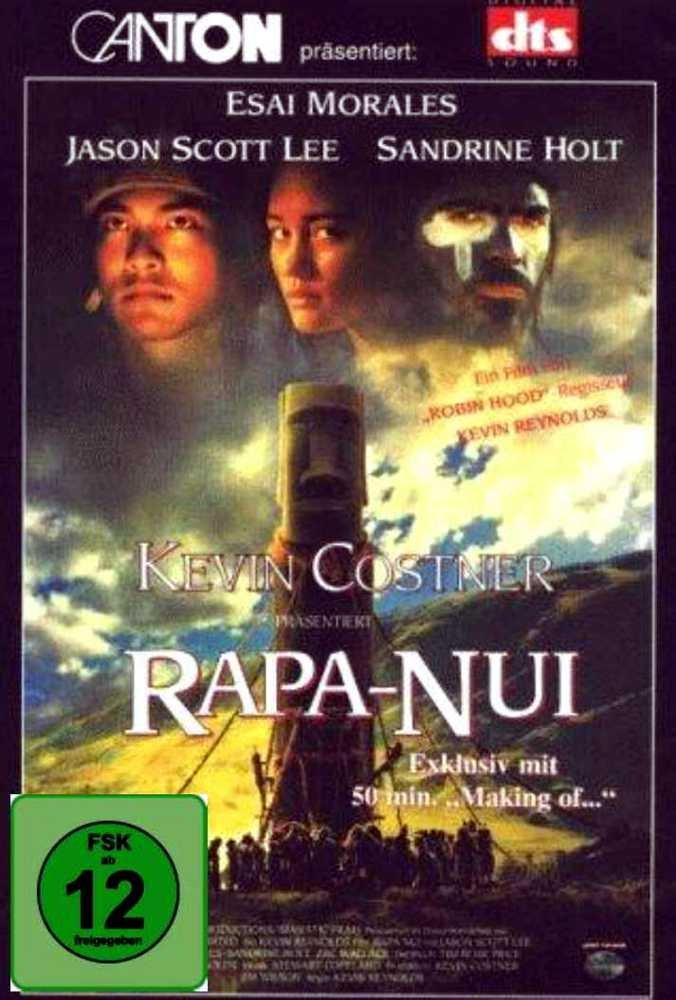 Kevin Costner präsentiert RAPA-NUI [Alemania] [DVD]: Amazon ...