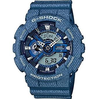 メンズ 【並行輸入品】 カシオ ライトブルー G-SHOCK 腕時計 DW-5600DC-2 ジーショック [CASIO]