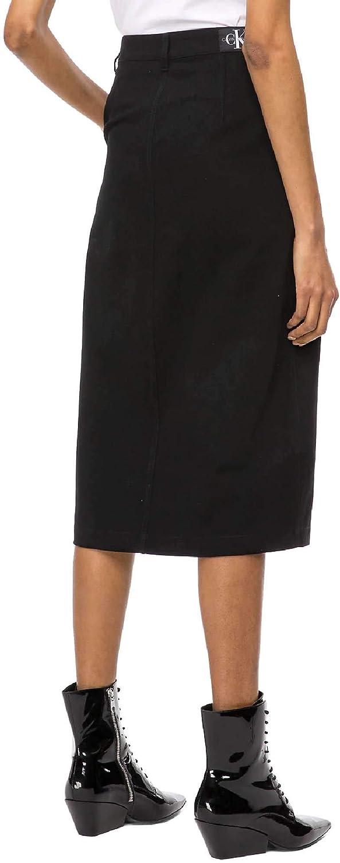 Calvin Klein J20J208502 Skirt Frauen Schwarz