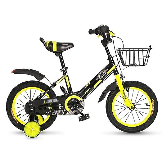 ETZXC Bicicletas para niños Bicicletas para niños al Aire Libre ...