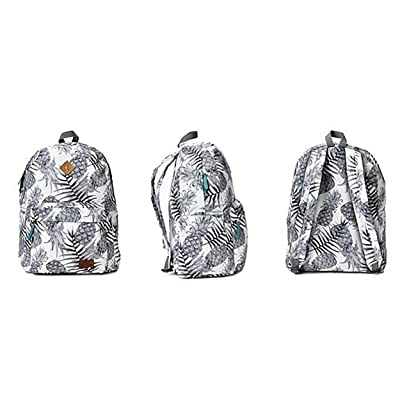 Charlie Paige Foldable Backpack in Multiple Colors and Patterns