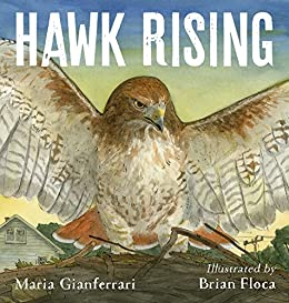 Hawk Rising by [Gianferrari, Maria]