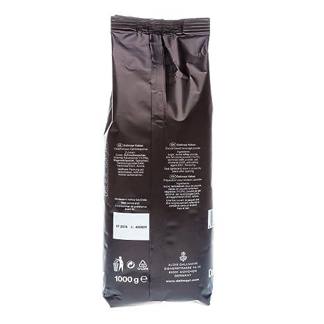 Dallmayr, Alois Dallmayr KG, Dienerstr. 14-15, Cacao Dallmayr para las máquinas expendedoras 1 kg potable chocolateras: Amazon.es: Hogar
