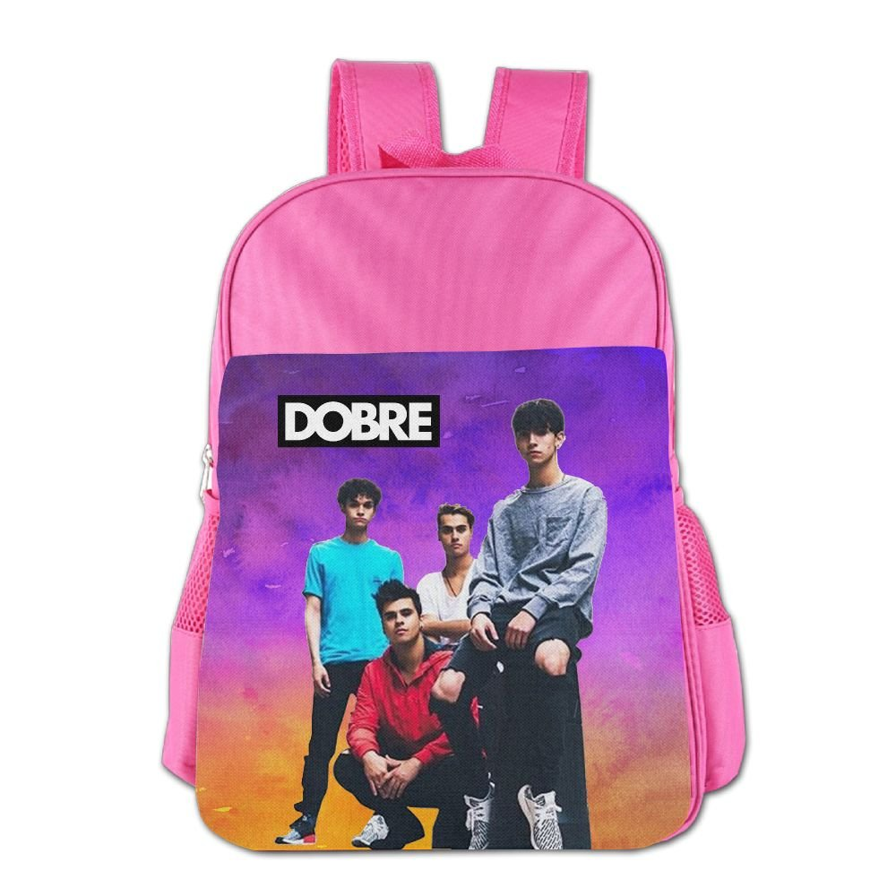 Mike Tanner Lucas DOBRE Logo Children Bags Brand New Size Size Key Pink