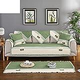 Sofa cushions,hand-sewn fabric cushion-B 90x160cm(35x63inch)