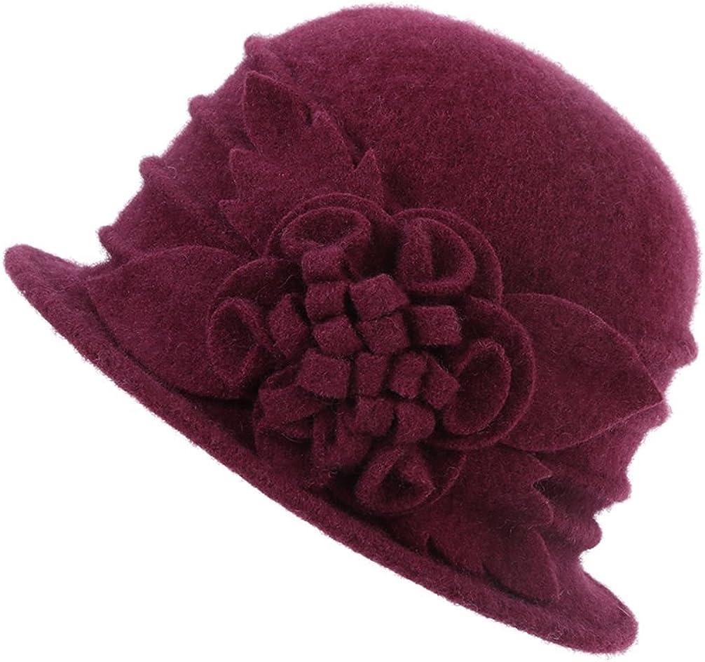 Dantiya Women's Winter Wool...